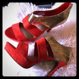 Xhilaration heels